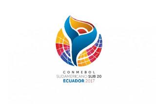 Brasil Sub20 vs Venezuela U20 en hexagonal final Sudamericano Sub 20 Ecuador 2017