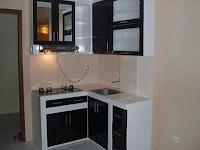 Dapur Minimalis Tipe Rumah 36