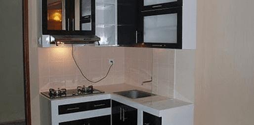 Dekorasi Desain Dapur Rumah Type 36 Terbaru