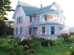 Fave Pink Houses Post ~