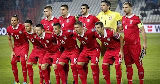 Serbia squad for fifa 2018