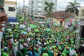 """La """"Marcha Verde"""" realizará rueda de prensa este miércoles dar detalles de jornada del domingo 27 en Barahona."""