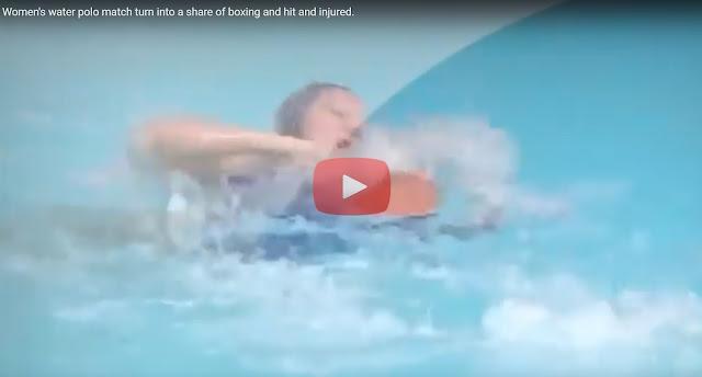 (ΒΙΝΤΕΟ) Ολυμπιακοί Αγώνες 2016: Απίστευτα μπουνίδια σε αγώνα πόλο γυναικών!