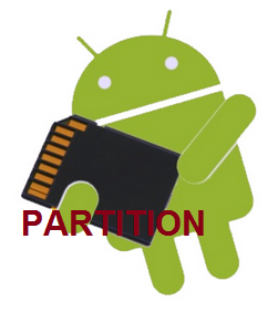 Jenis Partisi Android device