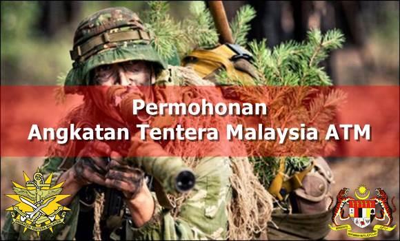 Permohonan Tentera Malaysia ATM