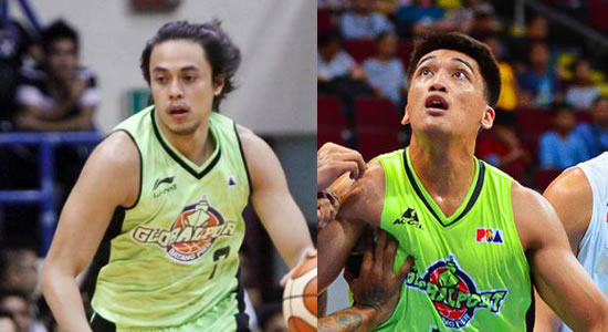 List of players to be traded between TNT and GlobalPort
