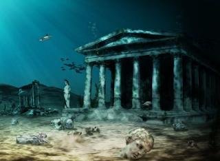 Kerajaan Atlantis, Sejarah, Masa Kejayaan, Sistem Pemerintahan Serta Tenggelamnya