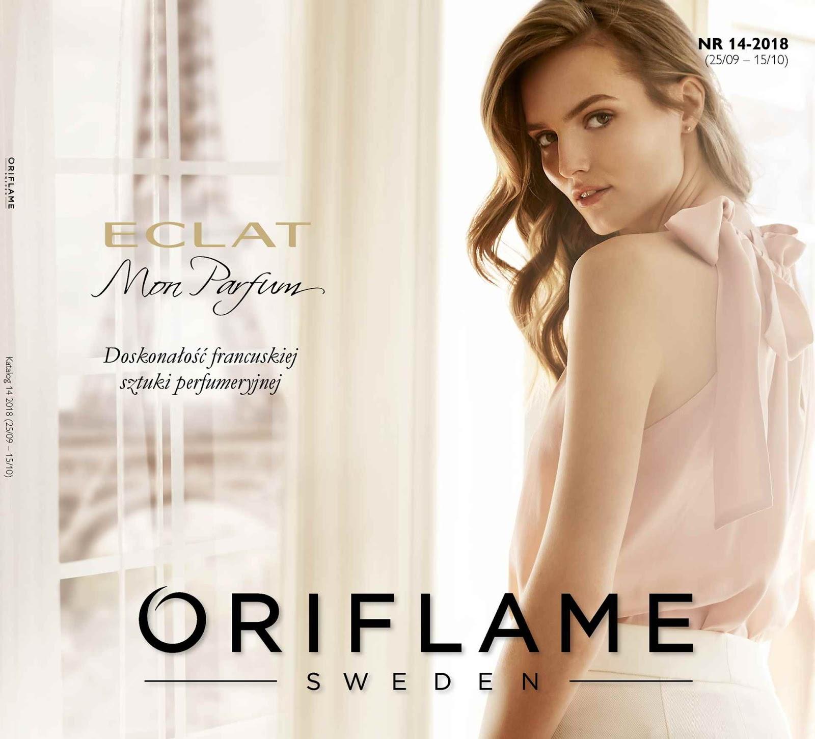 ORIFLAME Katalog 14 - Przegląd najciekawszych ofert