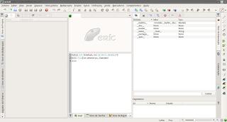 Eric6 editor de programação