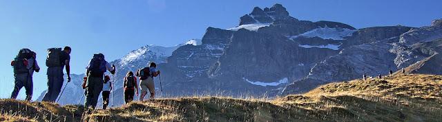 Conoce Vía Alpina