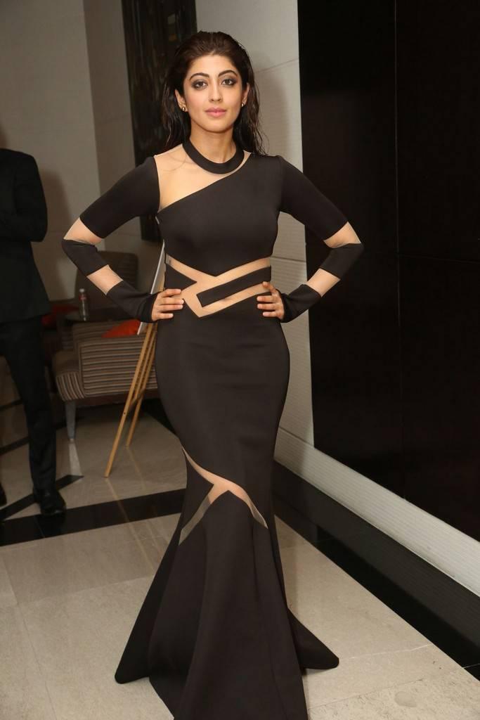 Pranitha Actress At 64th Jio Filmfare Awards 2017 Stills