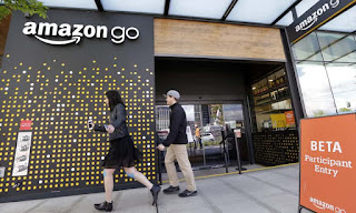Amazon opens up the world's first automated store