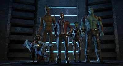 Guardians of the Galaxy TTG Mod Apk Unlocked Untuk Android