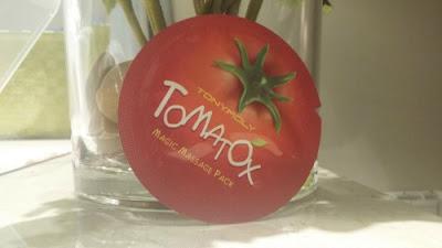 Muestra Tomatox Tony Moly