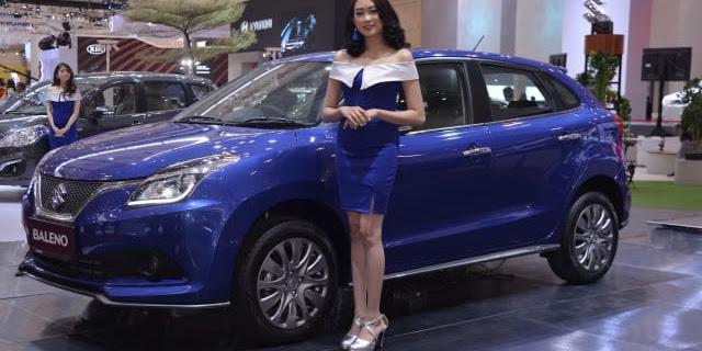 Suzuki Baleno Hatchback Usung Mesin Tanpa Turbo agar Harga Terjangkau