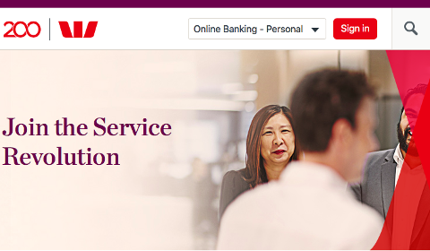 Westpac - Join the Service Revolution