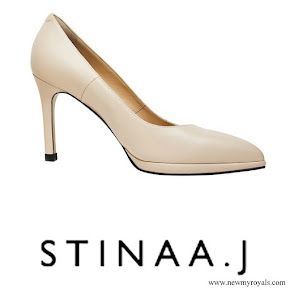 Princess Sofia wore STINAA. J Shoes