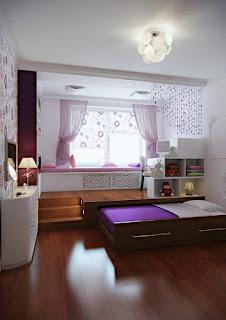 cama para espacio pequeño