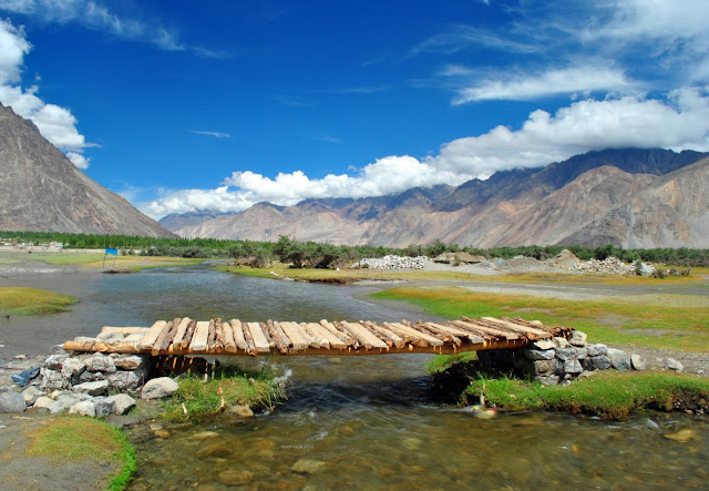 tourist destination in Nubra Valley Ladakh
