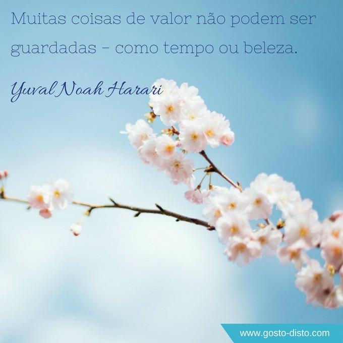 Frase de Yuval Noah Harari
