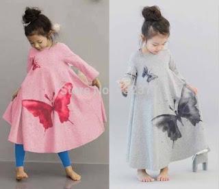 Model Baju Cantik Anak Perempuan Terbaru