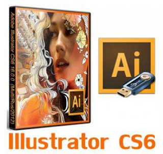 Adobe Illustrator CS6 Extended Portable