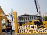 PT United Tractors Tbk - Recruitment For Fresh Graduate Consultant UT Astra Group December 2016