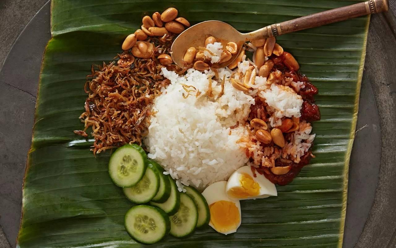 Cara Membuat Nasi Lemak Malaysia (foodrepublic.com)