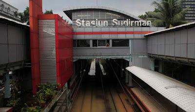 Alamat Stasiun Sudirman