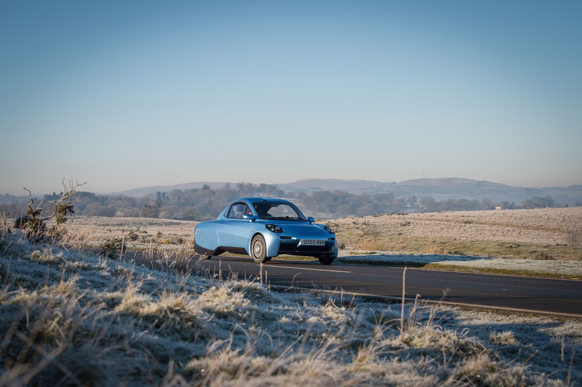 automovil-rasa Rasa, el vehículo de hidrógeno + ecológico NEWS