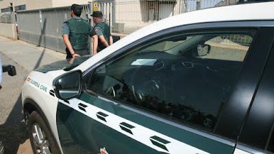 España, cataluña, guardia civil,