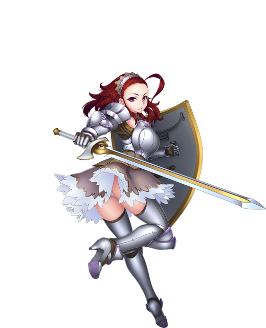 Knight of the Rebellion Cornelia