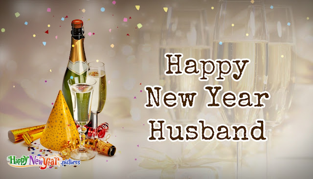 Happy New Year Wishes for Husband 2018