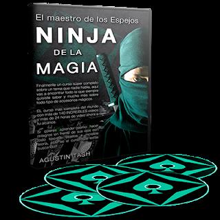 Ninja de la Magia – Ninja 5 Conviértete en un Ninja