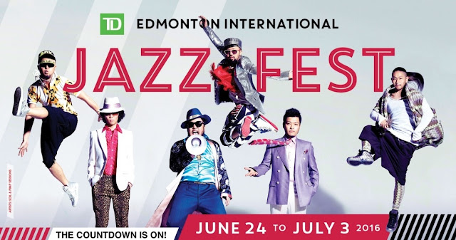 Edmonton International Jazz Fest