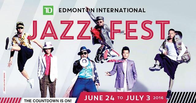 Edmonton International Jazz Fest