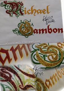 koperta, list z prośbą o autograf Michael Gambon