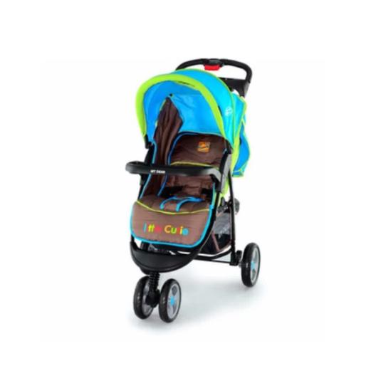 2 Jenis Stroller Mampu Milik