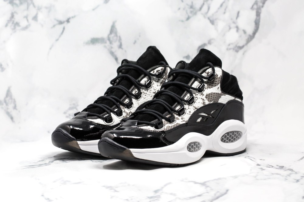 9818162a2b7 Bait X Reebok Question collaboration in All-Star Weekend