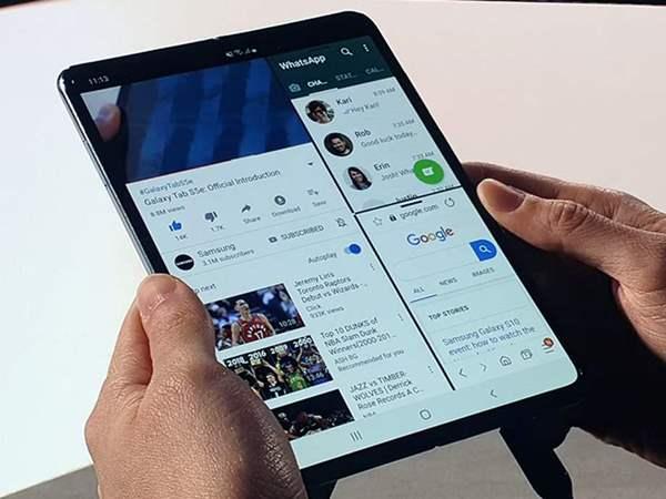 مواصفات وسعر هاتف سامسونج Galaxy Fold الجديد