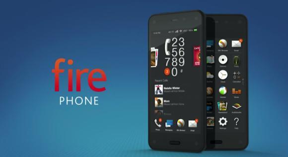 Amazon Diperkirakan Jual 3 Juta Fire Phone Tahun Ini