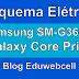 Esquema Elétrico Samsung Galaxy Core Prime SM-G360FY - Manual de Serviço