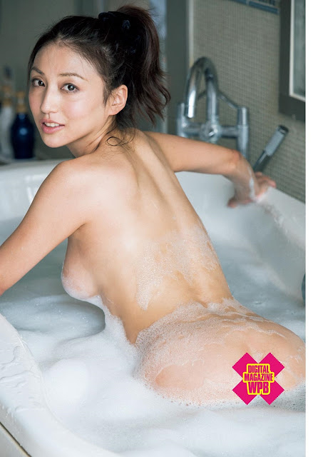 Nakagawa Ami 中川愛海 Weekly Playboy No 24 2017 Photos