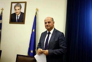 Ο Γραμματέας της Κ.Ο. της Νέας Δημοκρατίας Κ. Τσιάρας στην ετήσια εκδήλωση της ΝΟ.Δ.Ε. Πιερίας