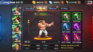 cường hóa game quyền vương 98