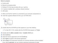Samsung Wireless Printer Setup for Mac