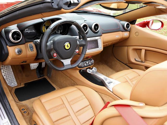 Ferrari California HELE