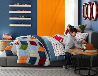 Koleksi Contoh Desain Kamar Tidur Anak