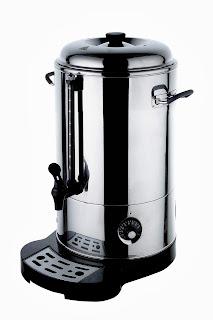 Boiler, Fierbator Electric de 9 litri, Profesional Horeca, Preturi, Modele din Otel Inoxidabil, Eficient, Rezistent, Pereti Dubli, cu Tavita Scurgere, Premium