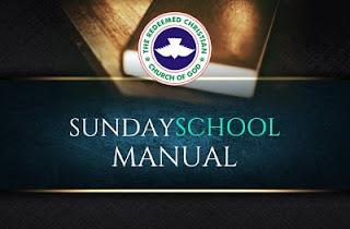RCCG Sunday School Teacher's Manual 17th December 2017 Lesson 16